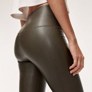Aritzia | Wilfred Daria Vegan Leather Legging
